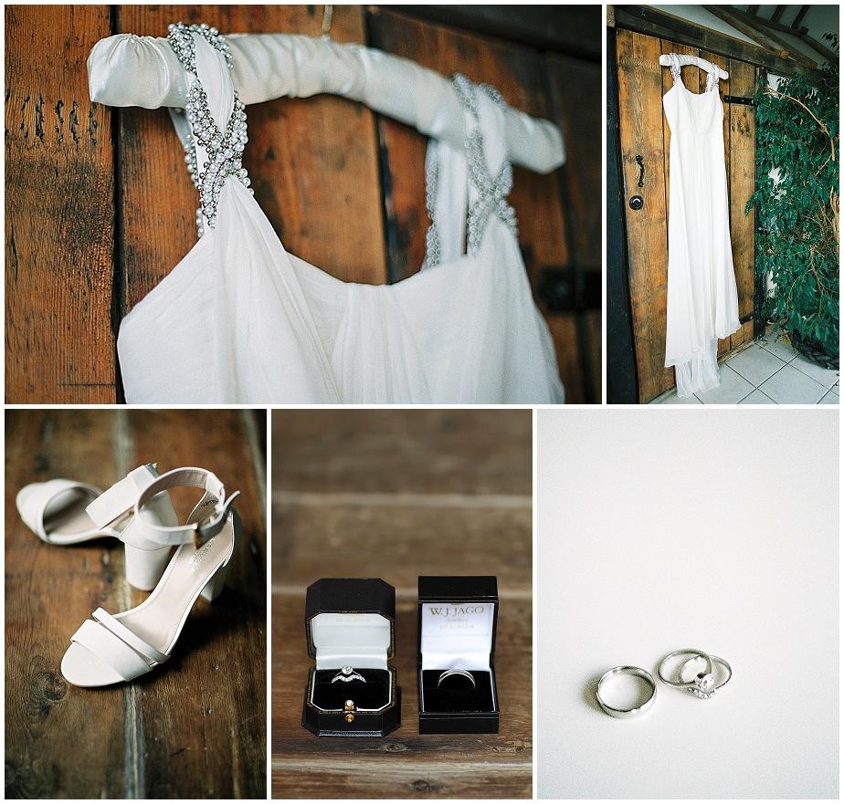 rustic farm wedding ,Buckettsland farm