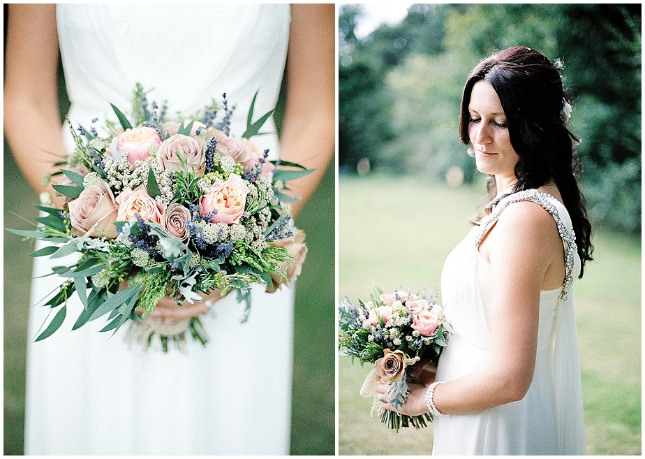 rustic farm wedding ,Buckettsland farm