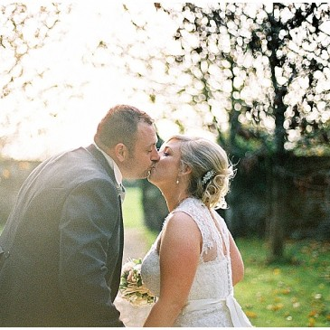 Lucy and Tony's Autumnal Wedding