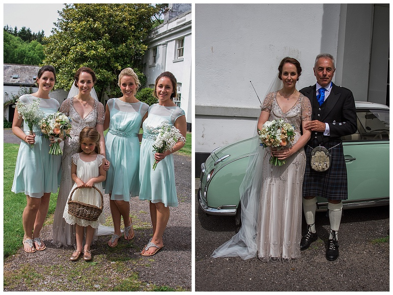Wedding, Lupton House, Devon