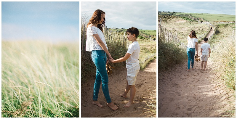 Devon family photography