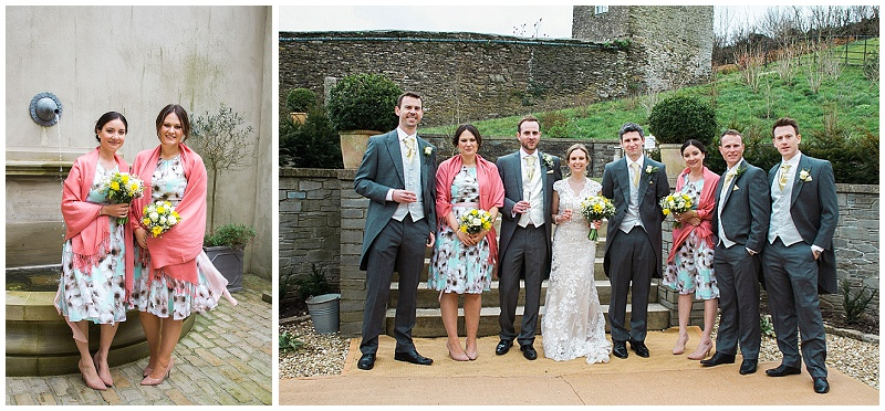 Shilstone House wedding Devon