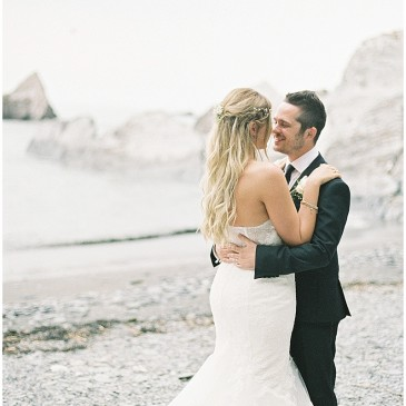 Georgie and Craig – Tunnels Beaches, Ilfracombe,  Devon
