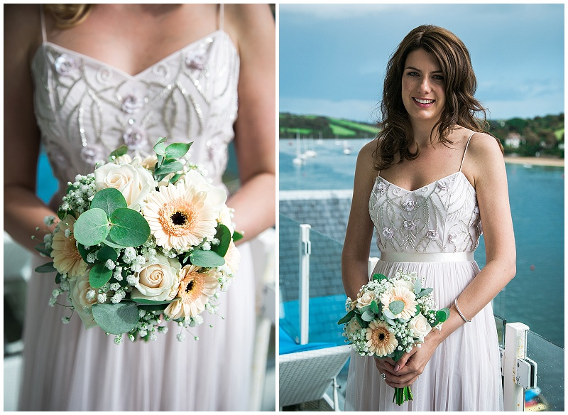 Devon Wedding Photography- Salcombe Harbour Hotel